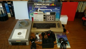 Commodore 64 Full System bonanza auction!